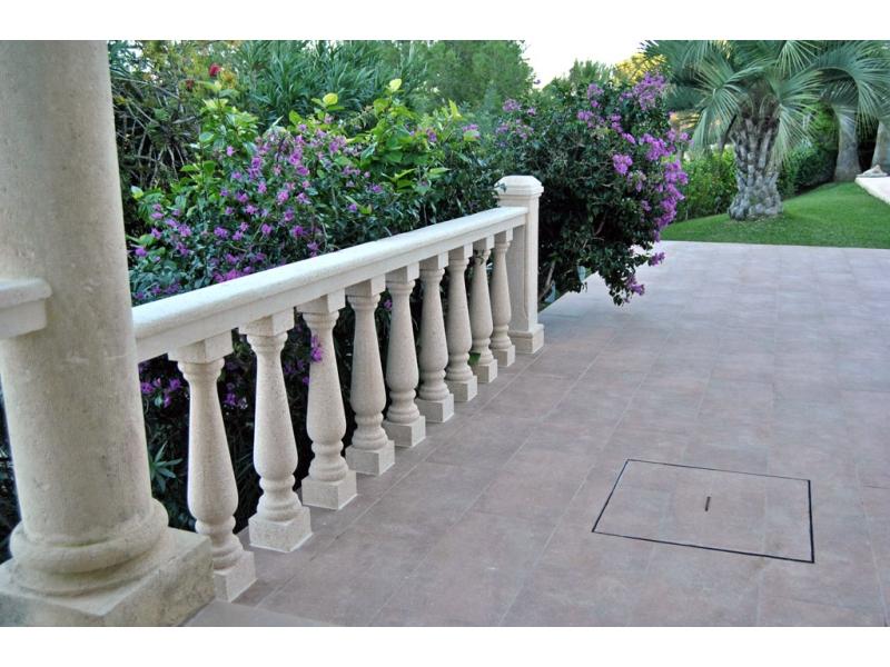 Balaustre de piedra natural mod 3 - Balaustres de piedra ...