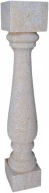 Balaustre de piedra natural mod. 3