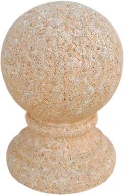Bola de piedra natural mod. 1