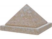Pirámide de piedra natural mod. 1