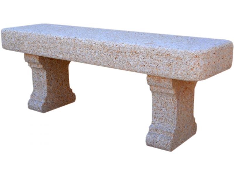 banco de piedra natural mod la nao