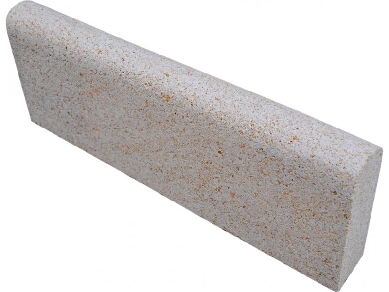 Bordillo piedra materiales de construcci n para la - Piedra para jardineria ...