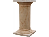 Columna decoración de piedra natural mod. 1