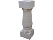 Columna decoración de piedra natural mod. 16