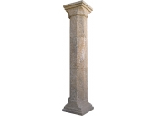 Pilar de piedra natural mod. Octogonal 2