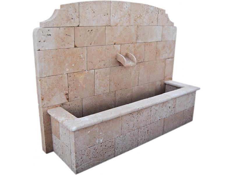 Fuente de piedra tosca mod arenal - Fuentes de piedra rusticas ...