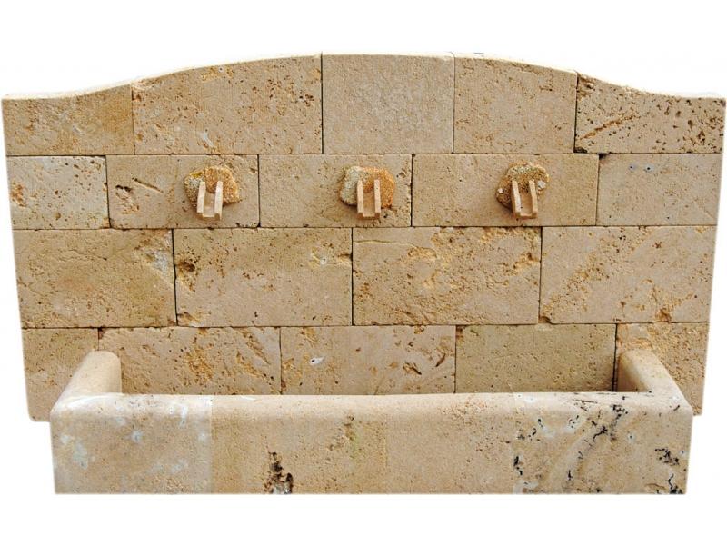 Fuente de piedra tosca mod n ria - Fuentes de piedra antiguas ...