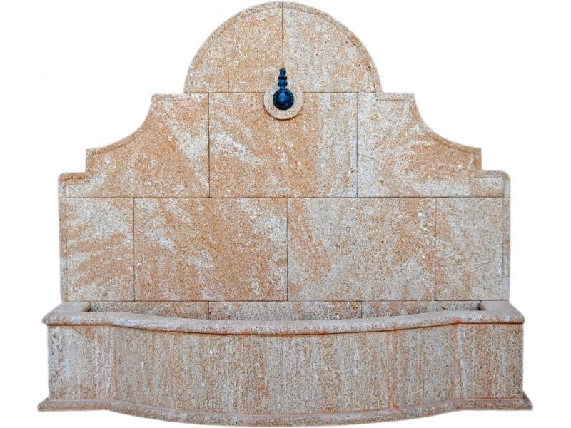 Fuente de piedra natural mod barraca - Fuentes de piedra antiguas ...