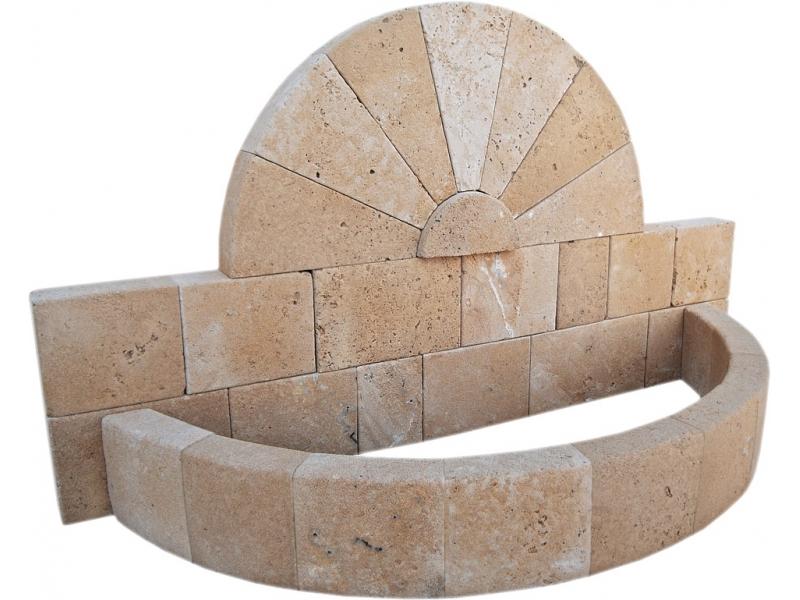 Fuente de piedra tosca mod monta ar - Fuentes de piedra antiguas ...