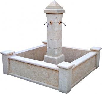 Fuente de piedra natural mod. Tangó