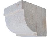 Ménsula de piedra natural mod. 1