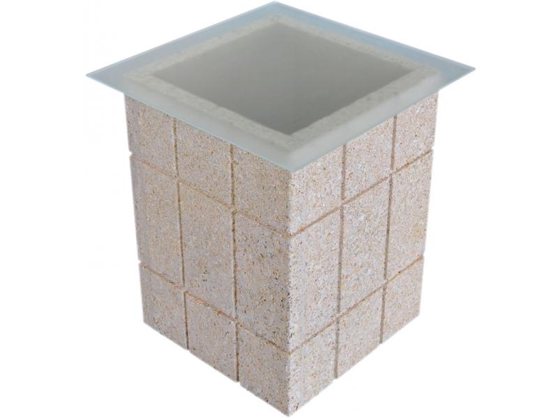 Mesa de piedra natural mod 4 - Mesas de jardin de piedra ...