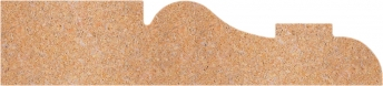 Moldura de piedra natural mod. M30-5
