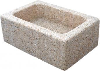 Pica/piqueta de piedra natural mod. 1