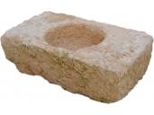 Pica/piqueta de piedra natural mod. 4